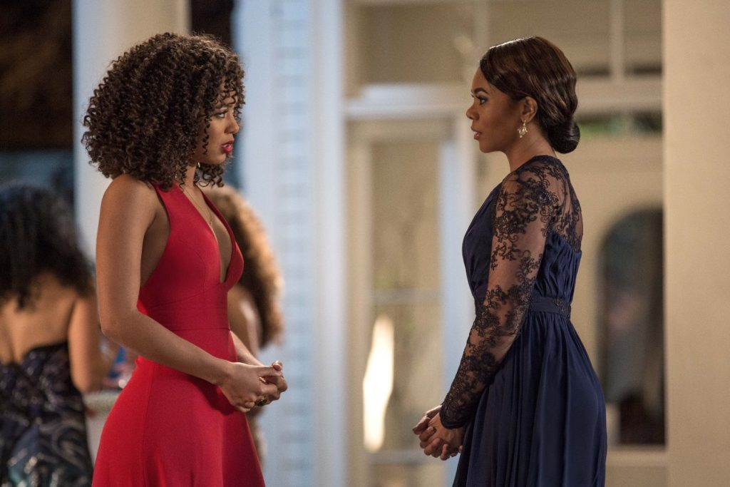When the Bough Breaks review - Jaz Sinclair and Regina Hall