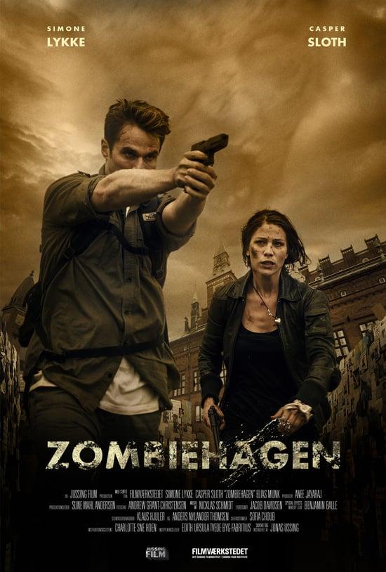 Zombiehagen poster