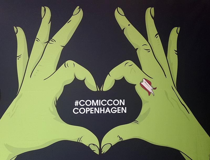 Comic Con Copenhagen 2016