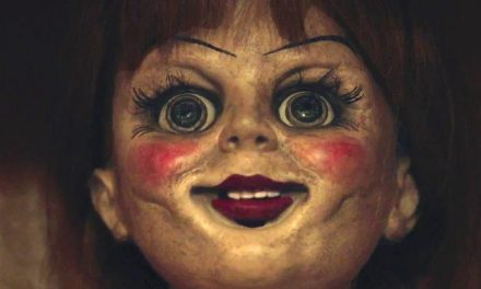 Watch the teaser trailer for ANNABELLE 2