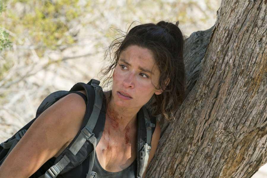 FTWD - 2x14 recap - Mercedes Mason as Ofelia Salazar