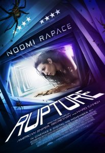 Rupture 2016 - movie poster - Noomi Rapace