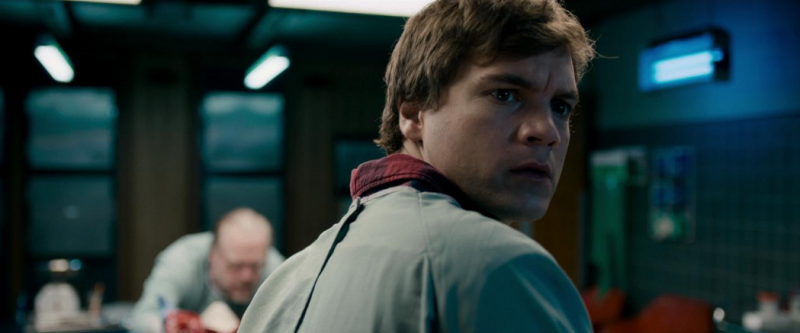 The Autopsy of Jane Doe starring Emile Hirsch - review