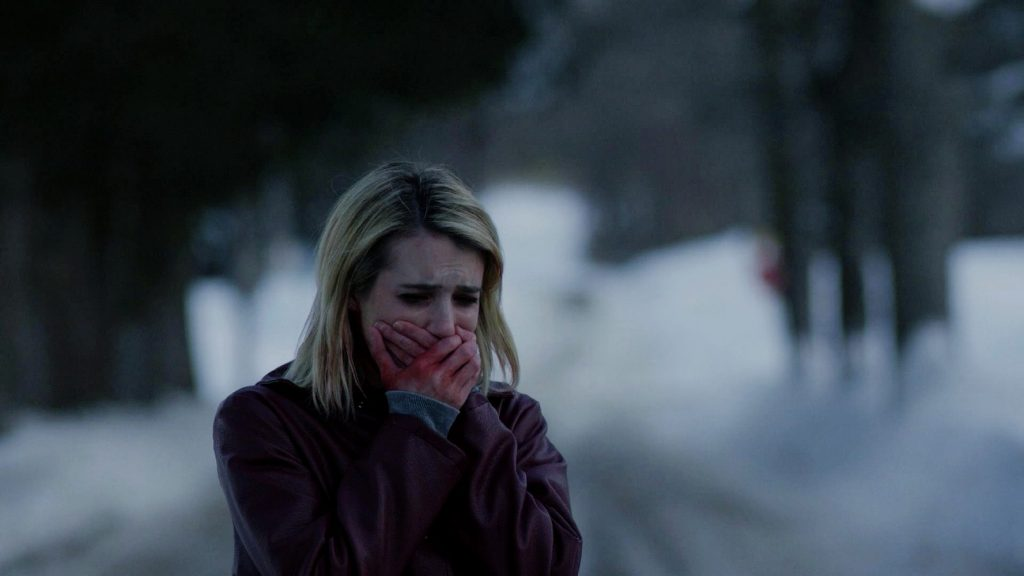 The Blackcoat's Daughter review - Emma Roberts
