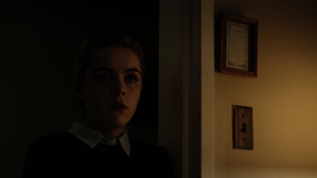 The Blackcoat's Daughter review - Kiernan Shipka