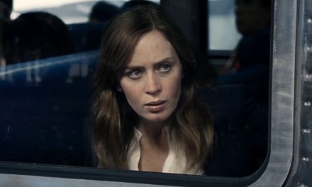 The Girl on the Train (4/5)