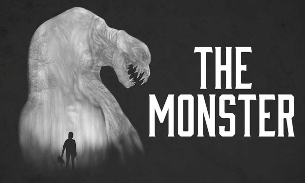 The Monster [2016] (4/5)