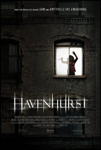 Havenhurst horror movie poster