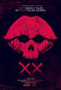 XX 2017 - female horror anthology - poster