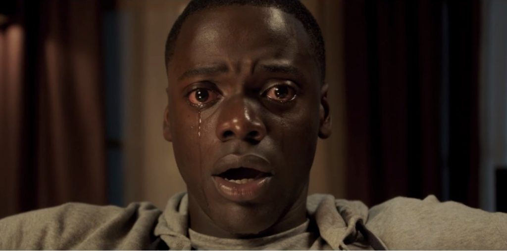 Get Out horror movie review - Daniel Kaluuya