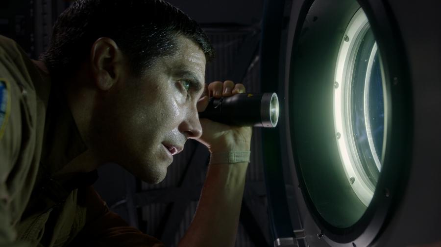 Life review - horror sci-fi starring Jake Gyllenhaal