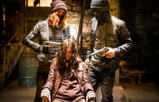 The House on Willow Street horror movie review - Sharni Vinson and Carlyn Burchell