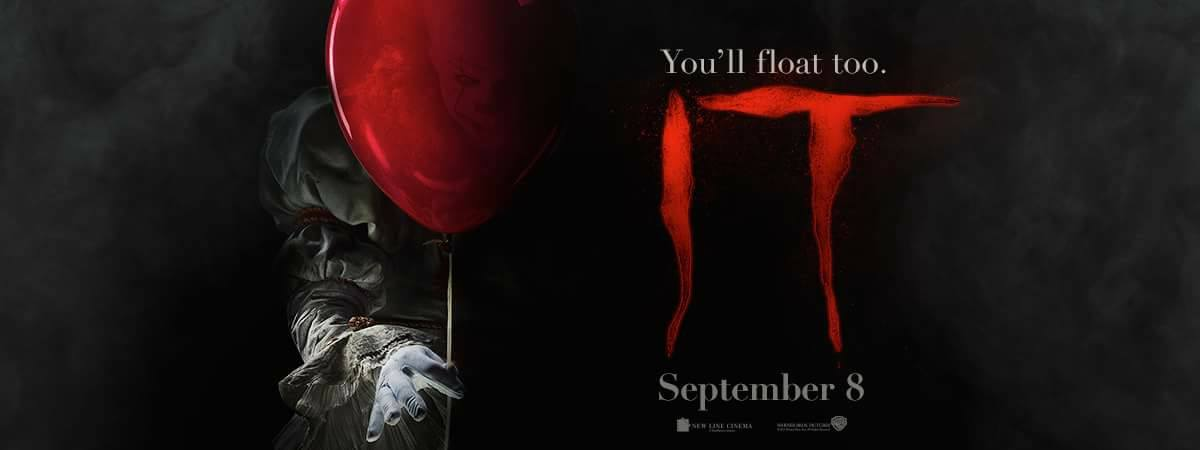 First Trailer For IT (2017)