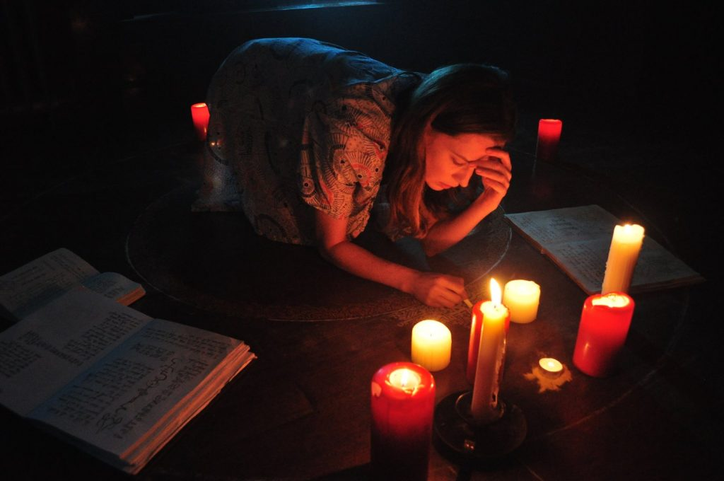 A Dark Song review - occult horror drama by Liam Gavin