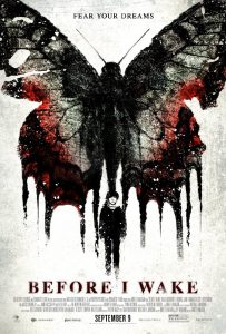 Before I Wake poster - Netflix movie review - Mike Flanagan horror fantasy drama