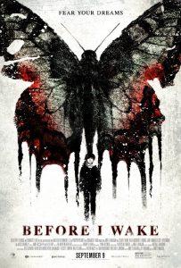 Before I Wake poster - Netflix movie review - Mike Flanagan horror fantasy drama