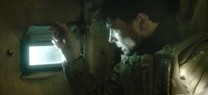 Tank 432 Netflix review - Belly of the Bulldog starring Rupert Evans