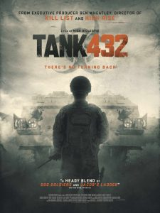 Tank 432 poster - Belly of the Bulldog - horror on Netflix