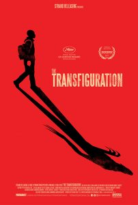 The Transfiguration poster - vampire horror drama review