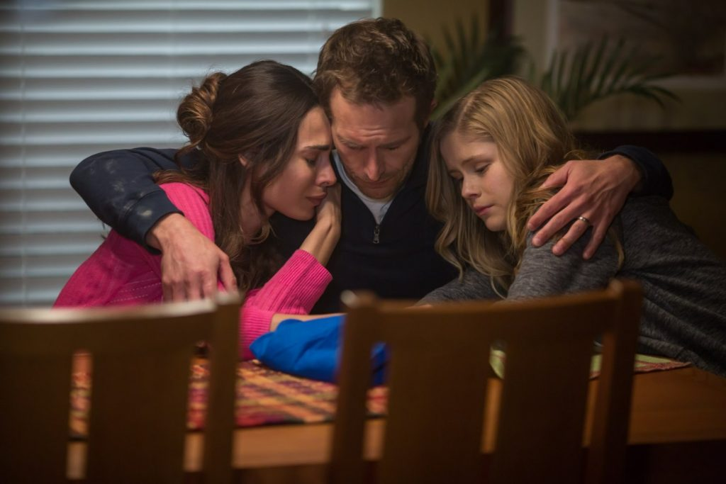 Within (2016) Michael Vartan, Nadine Velazquez and Erin Moriarty