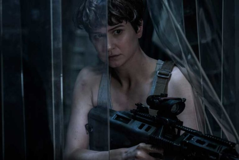 Alien Covenant review - Katherine Waterston