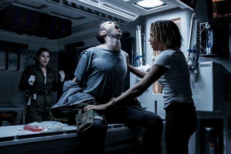 Alien Covenant review - ridley scott Alien 2017 movie