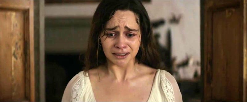 Voice From The Stone review - Emilia Clarke horror movie