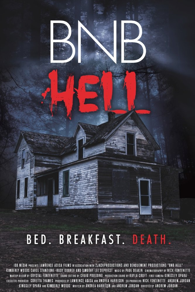 BNB Hell 2017 poster - horror movie review