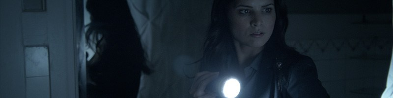 Darkness Rising review - Katrina Law