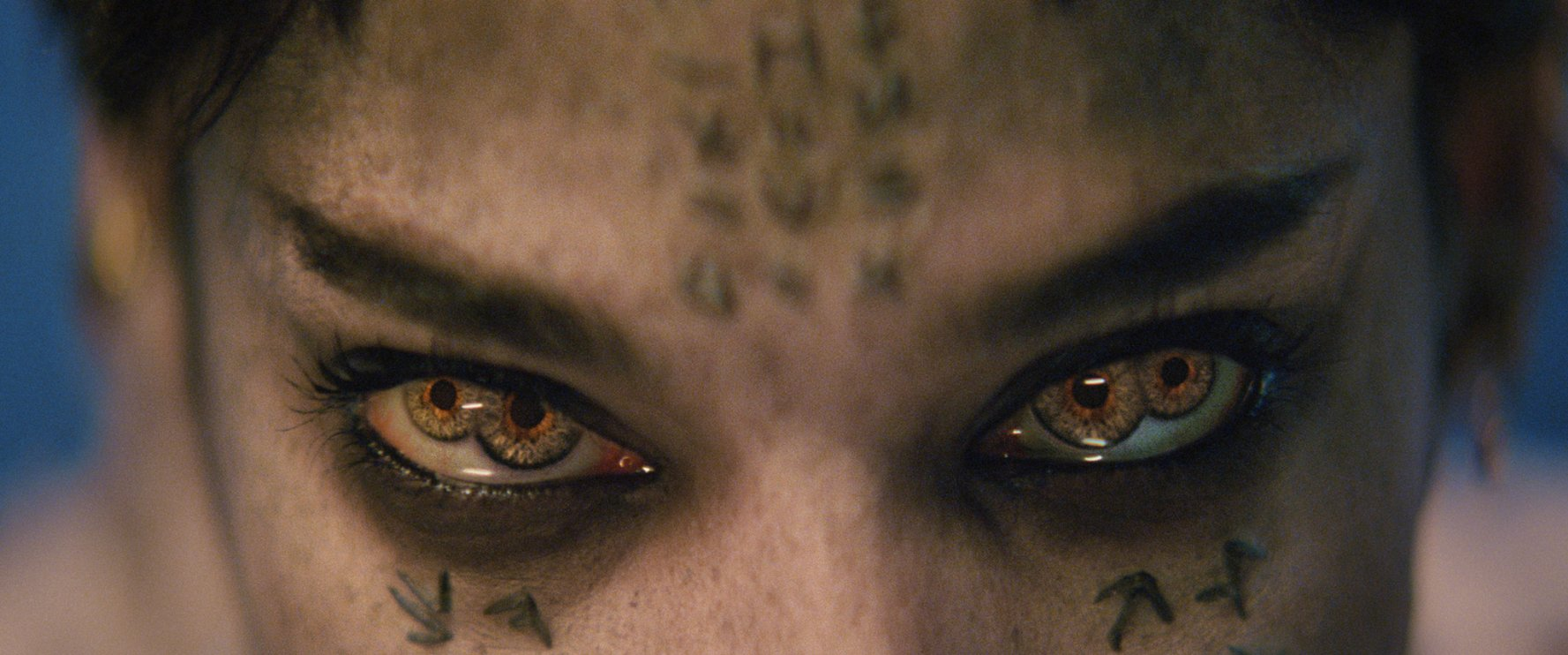 Review of The Mummy 2017 - Sofia Boutella as Ahmanet