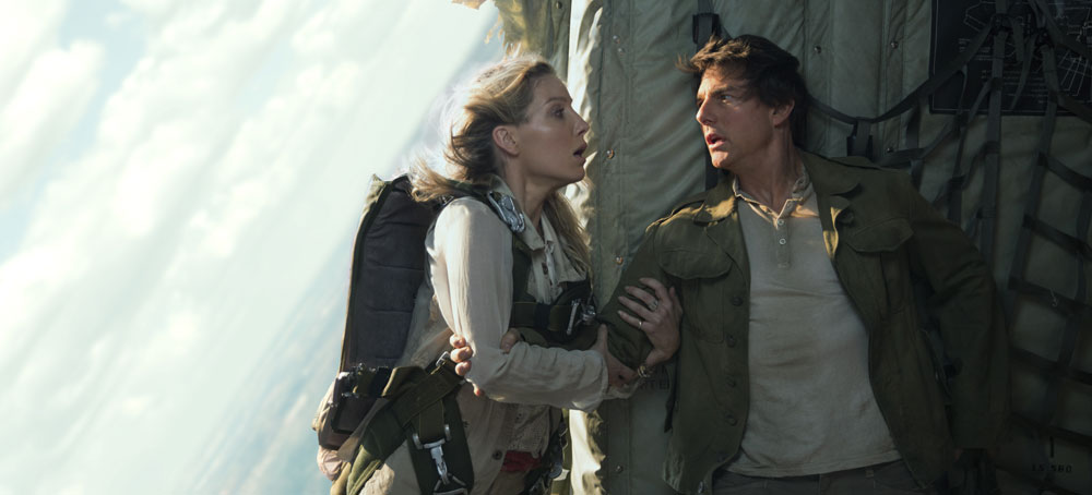 The Mummy 2017 review - starring Tom Cruise and Annabelle Wallis