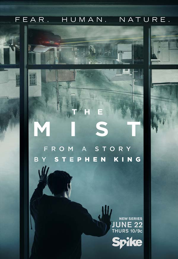 The Mist TV series poster and review