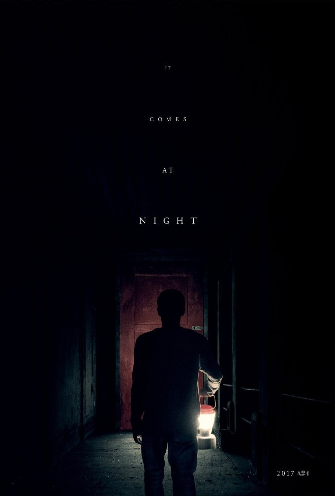 it comes at night poster and review