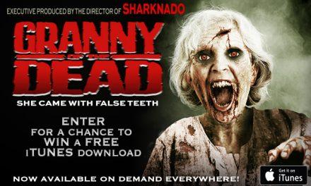 Granny of the Dead Contest – Win a FREE iTunes Download