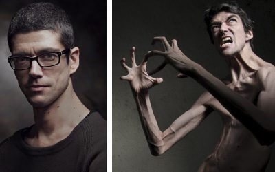Javier Botet – Horror Movement Actor