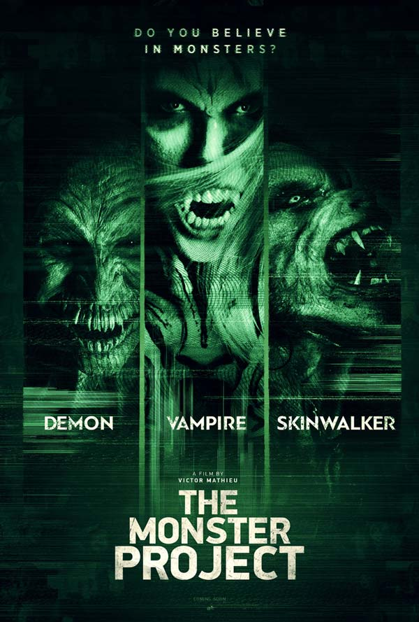 The Monster Project – poster and review