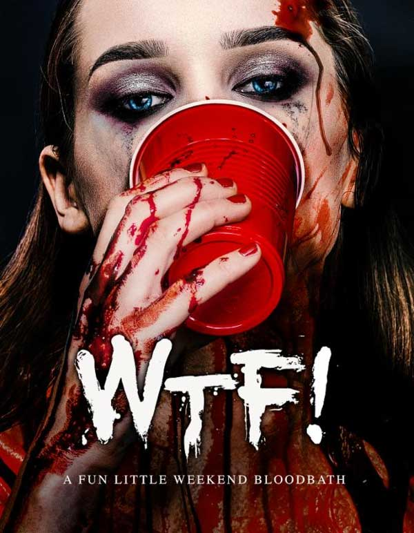 WTF Horror Movie poster and review