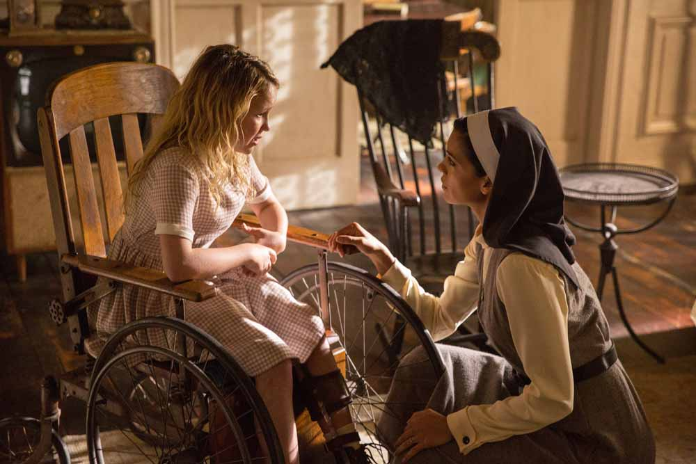 annabelle 2 creation - Talitha Bateman and Stephanie Sigman