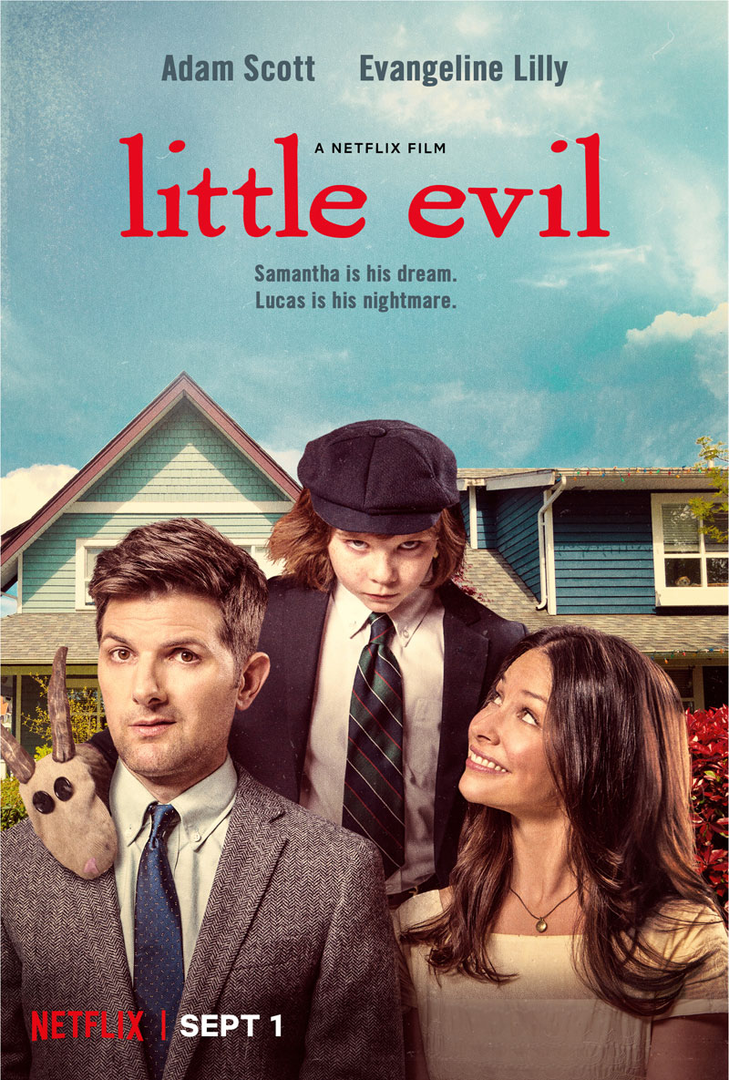Little Evil – Netflix poster and review