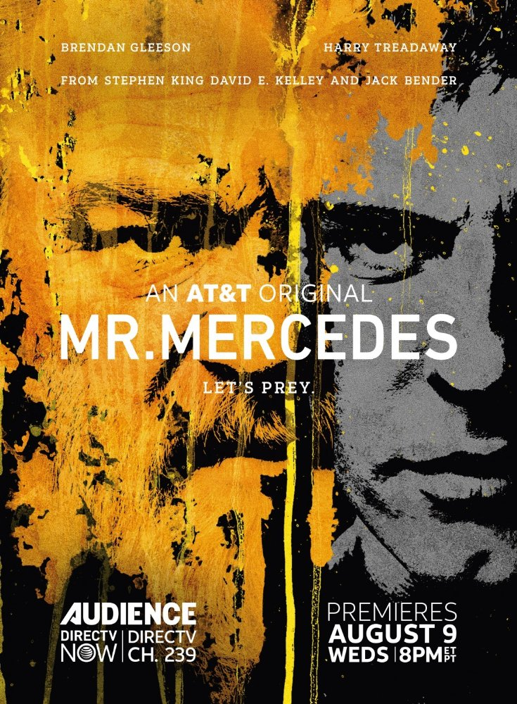Mr. Mercedes TV series poster and review