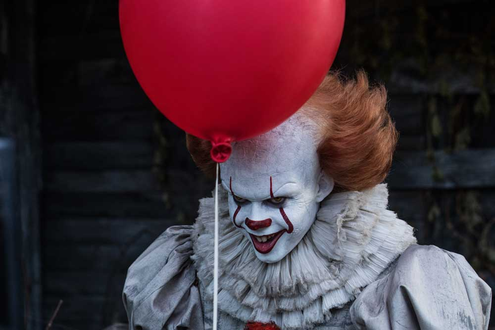 IT (2017) Chapter 1 Review – Bill Skarsgård as Pennywise