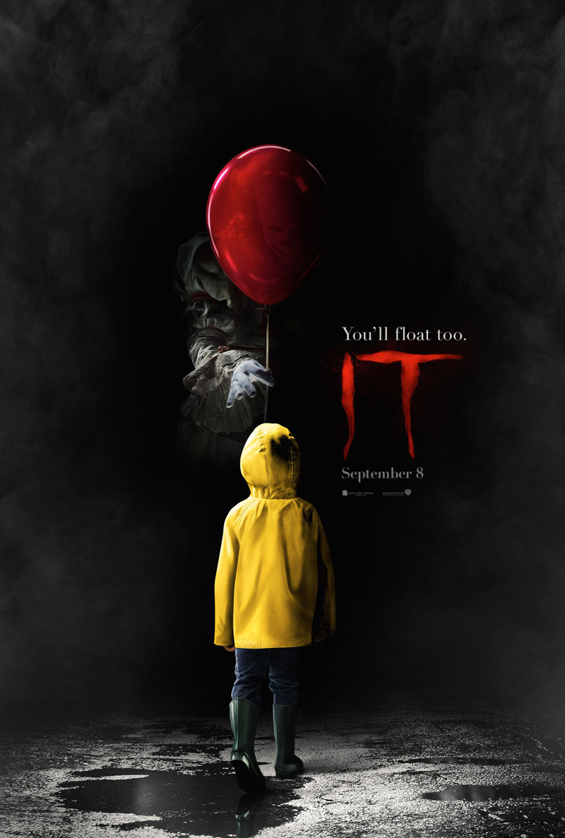 IT (2017) Chapter 1 poster and review