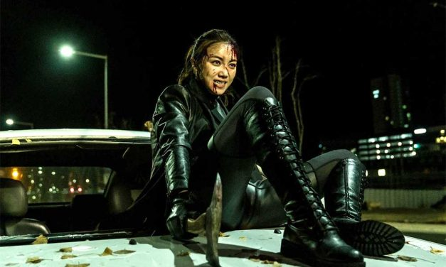 The Villainess (4/5)