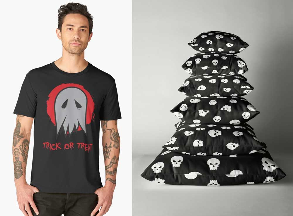 Shop Horror Merchandise