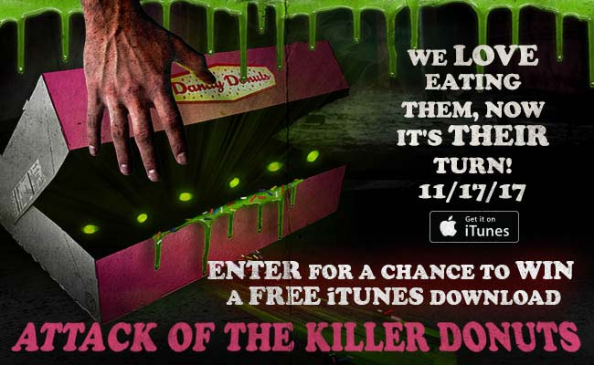 Attack of the Killer Donuts Contest