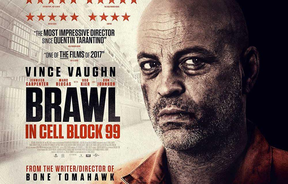 Brawl In Cell Block 99 German