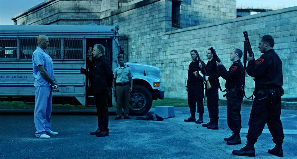 BRAWL IN CELL BLOCK 99 - Review