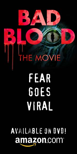 BAD BLOOD THE MOVIE DVD