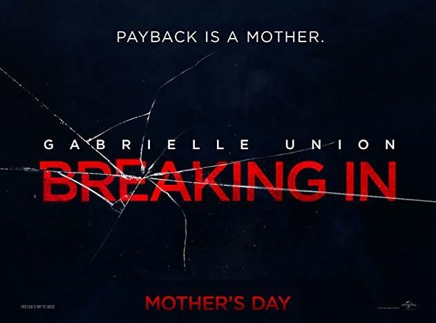 Home Invasion Thriller 'Breaking In' gets first trailer