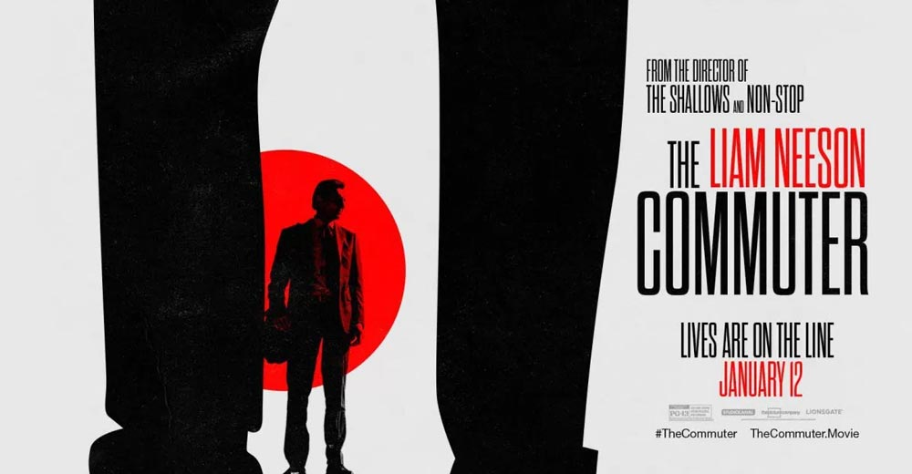 The Commuter (3/5)